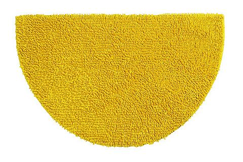 heine home Koupelnová předložka švestková Souprava: potah na víko WC cca 47x50 cm a cca 45x50 cm, s výkrojem