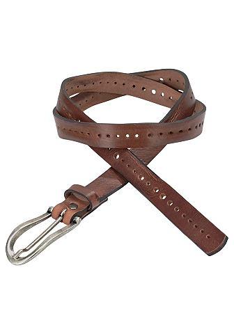 Kožený pásek