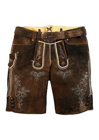 Kožené kalhoty, Spieth & Wensky