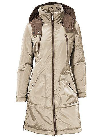 Prošívaný kabát