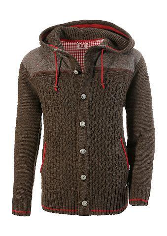 Pletený svetřík s kapucí, Spieth & Wensky