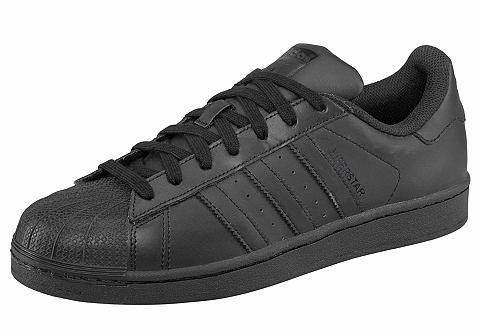 adidas Originals adidas Tenisky, »Superstar« bílá/černá/barva zlata - standardní velikost 46
