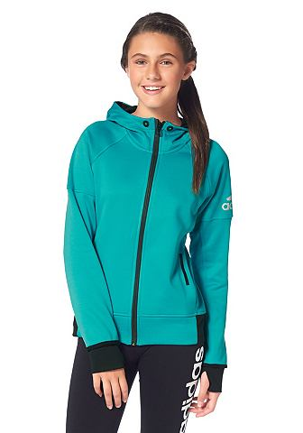 adidas Performance DAYBREAKER HOODIE Funktions- Mikina s kapucí