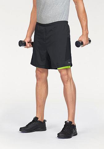 "Nike 7"" PURSUIT 2-IN-1 SHORT Šortky"