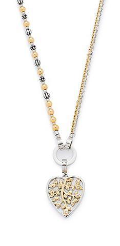 Jewels by Leonardo Sada šperků: řetízek se skleněnými kamínky (4-dílná sada), »darlin'sornato, 015754«