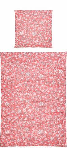 Ložní prádlo, Home affaire Collection, »Korus«, květinový design