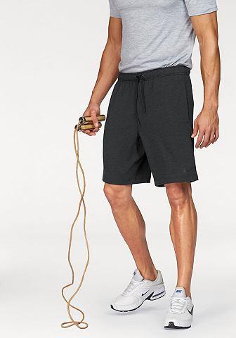 "Nike DRI-FIT TRAINING FLEECE 8"" SHORT Šortky"