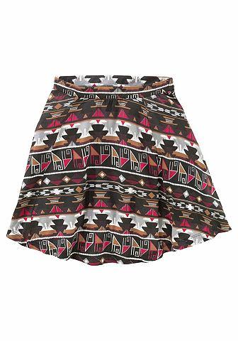 Arizona Turecké kalhoty sceloplošným potiskem, pro dívky