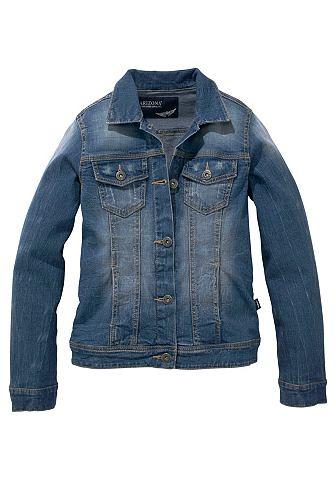 Džínová bunda, pro dívky