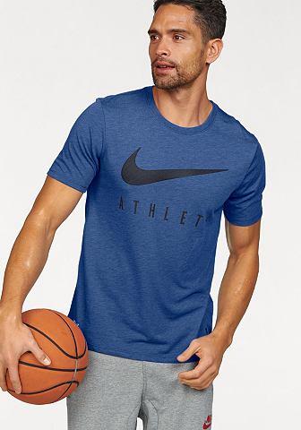 Nike Tričko »DRIBLEND MESH SWOOSH ATHLETE TEE«