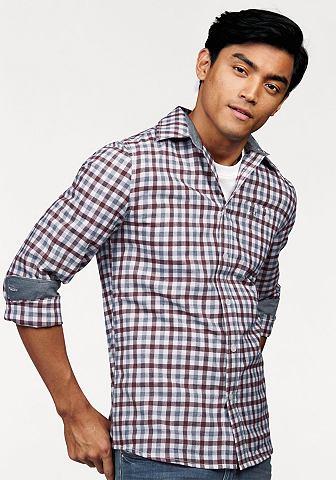 Rhode Island Kostkovaná košile