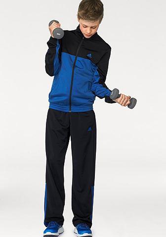 adidas Performance adidas Performance Sportovní súprava »PES MID3S CB TRACKSUIT« černá-červená - standardní velikost 176 (170)