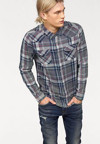 LTB Kostkovaná košile »Rohan«