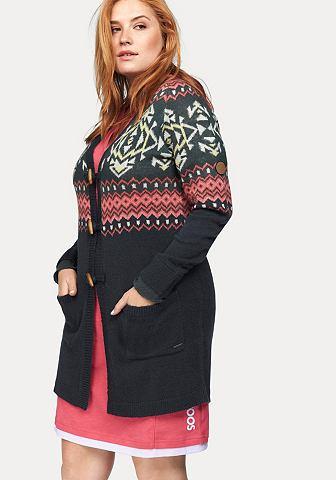 KangaROOS Dlouhý pletený svetr