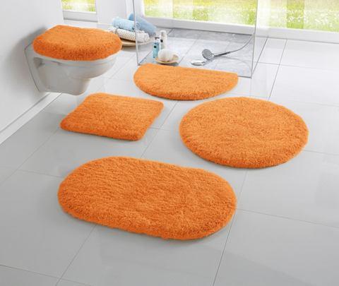 My Home Koupelnový kobereček, oválný barva tmelu 6 (90x160 cm)
