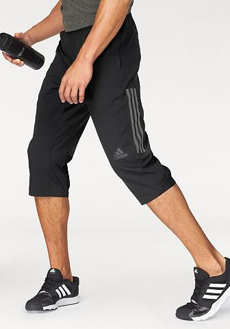 adidas Performance 3/4 kalhoty »3/4 WORKOUT PANT CLIMACOOL WOVEN«