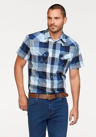 Wrangler Košile s krátkými rukávy
