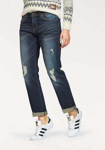 Superdry Džíny-Boyfriend »Harper Boyfriend Jeans«