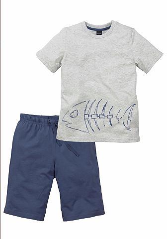 Schiesser Krátké pyžamo dětské