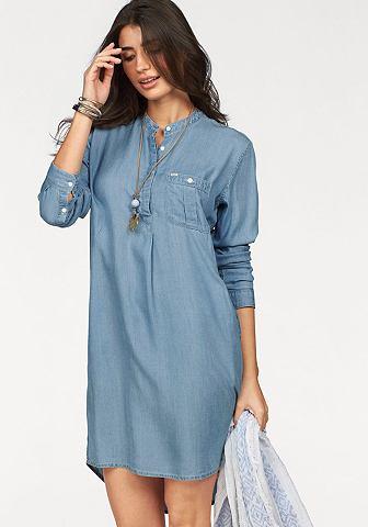 Lee Riflové šaty
