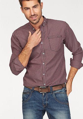 TIMEZONE Kostkovaná košile