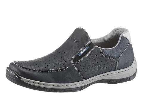 Rieker Nazouvací boty »Derby/Lein«