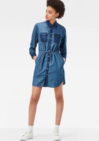 G-Star Riflové šaty »TACOMA«