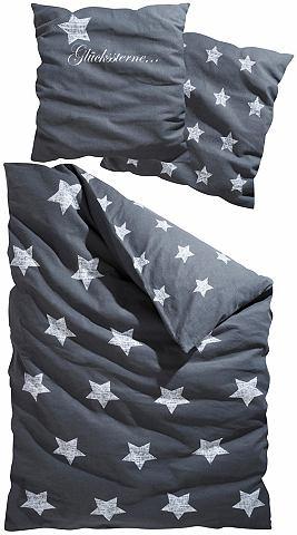 Oboustranné ložní prádlo, my home Selection »šťastná hvězda«