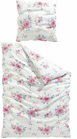 Ložní prádlo, Home Affaire Collection »růže« s květinovým potiskem
