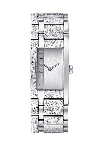 Náramkové hodinky, Esprit, »touch silver houston, ES102432001«