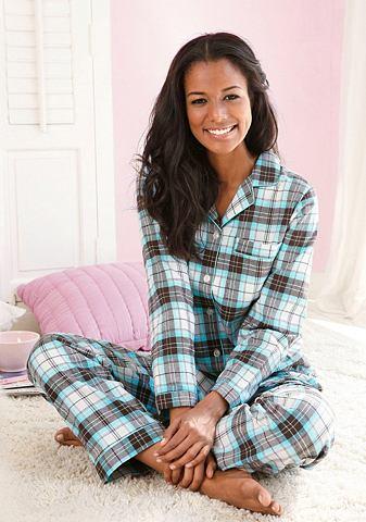 Flanelové pyžamo, Vivance Dreams
