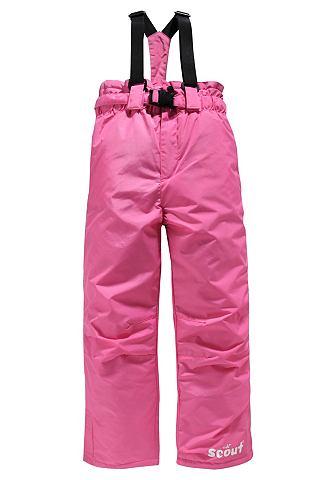 Scout Lyžařské kalhoty pro dívky