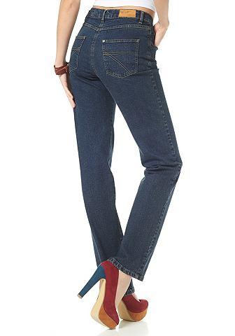 Arizona Arizona Strečové džíny, »Annett« černá - D+K 17