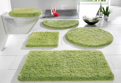Koupelnová souprava, před stojící WC, my home, »Sanremo«, výška 30 mm, mikrovlákno, protiskluzová úprava