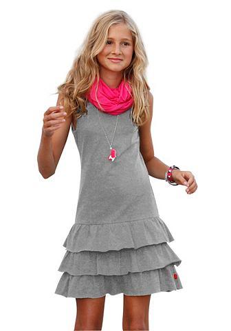 CFL CFL Šaty pro dívky modrá - standardní velikost 128/134