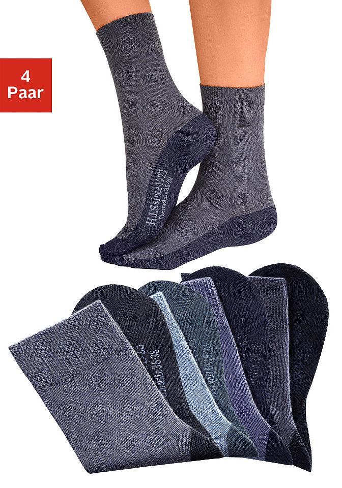 Ponožky, H.I.S (4 páry)