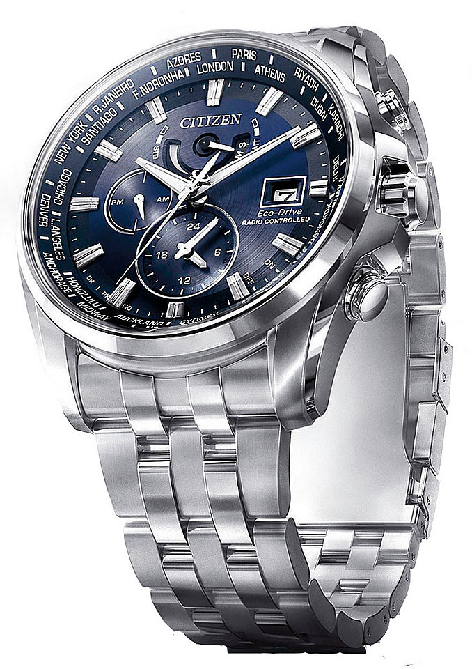 Citizen pánské náramkové hodinky »AT9030-55L«