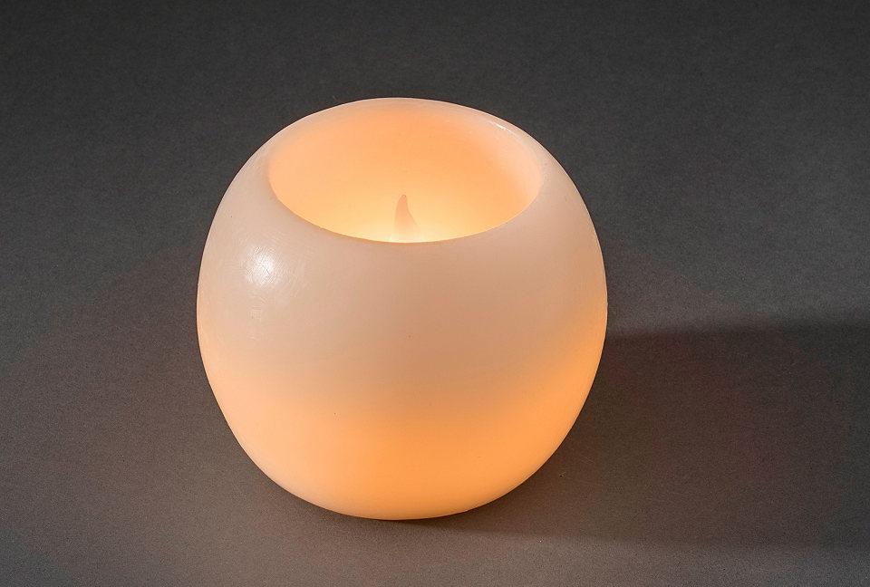 Konstsmide LED svíčka kulatá