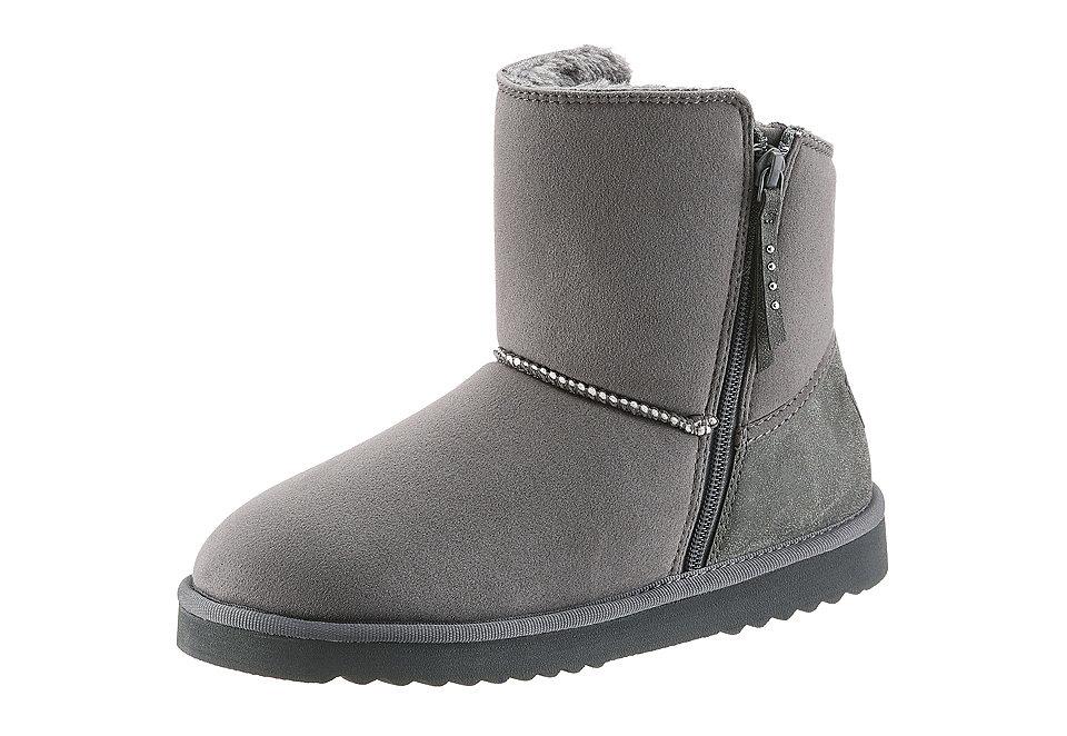 Esprit zimní obuv