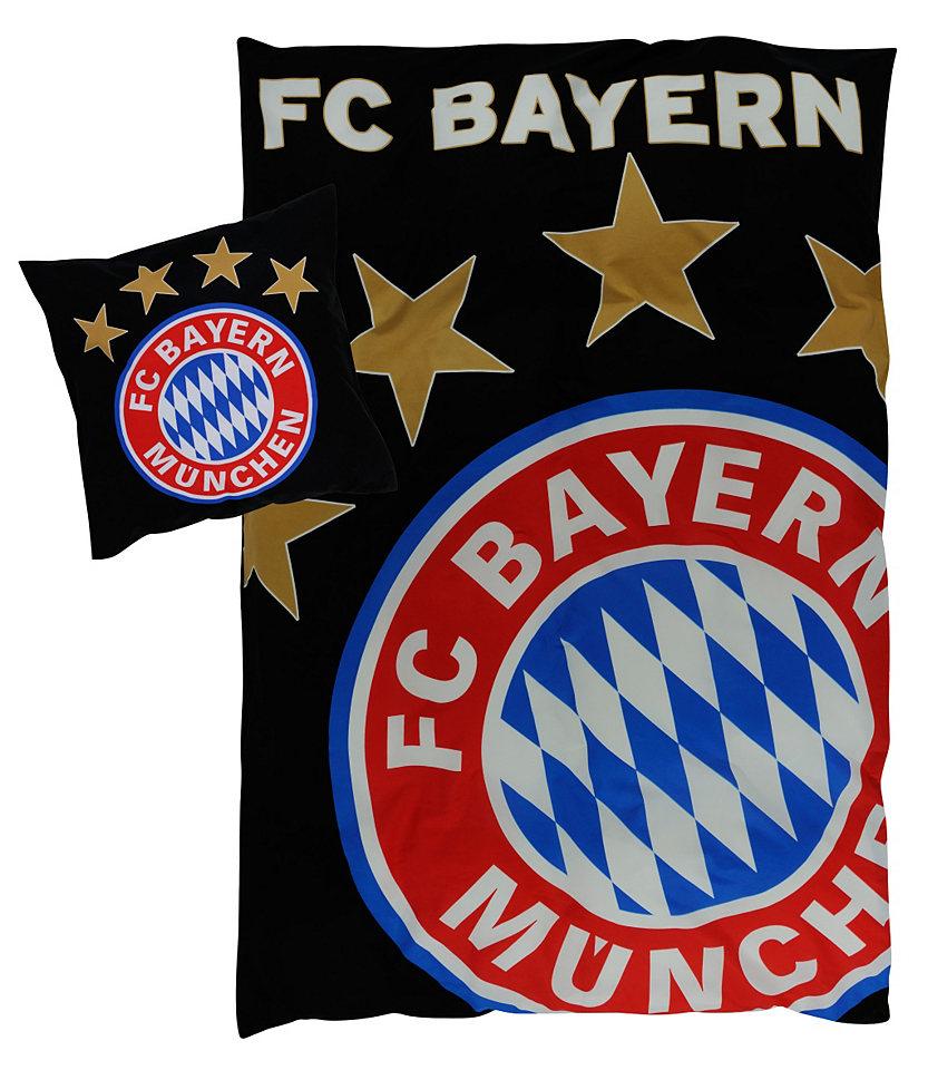 Ložní prádlo, FC Bayern München »Glow« fluorescentní