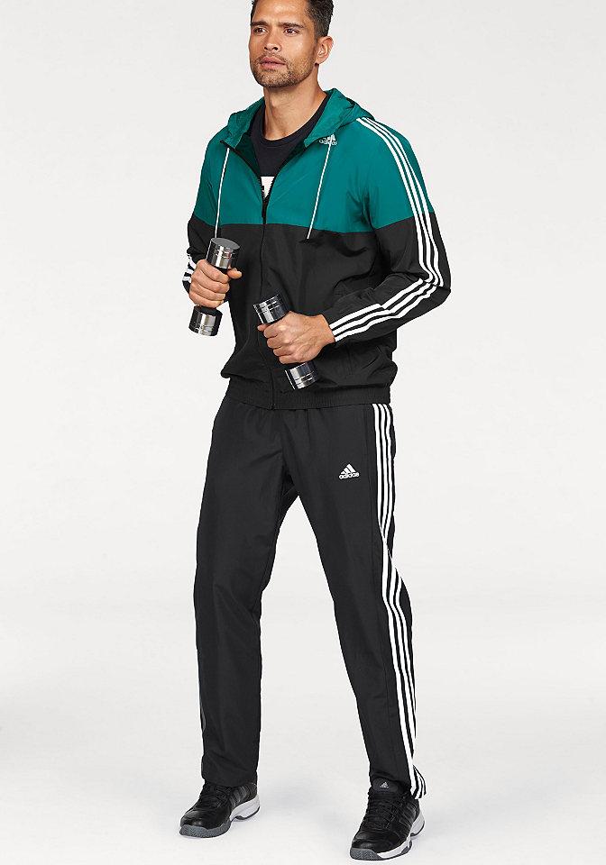 adidas Performance Sportovní souprava »TRACKSUIT TRAIN WOVEN«