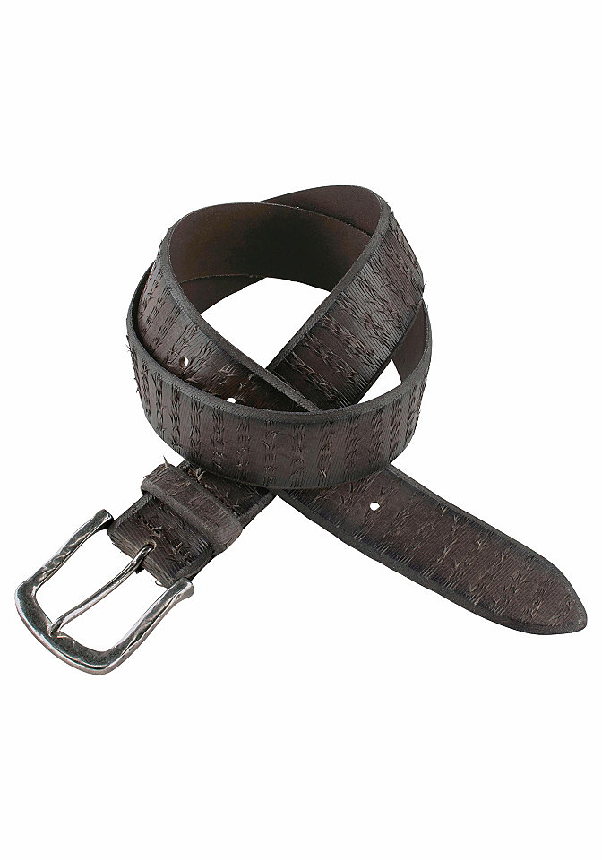 Silbergift Kožený pásek