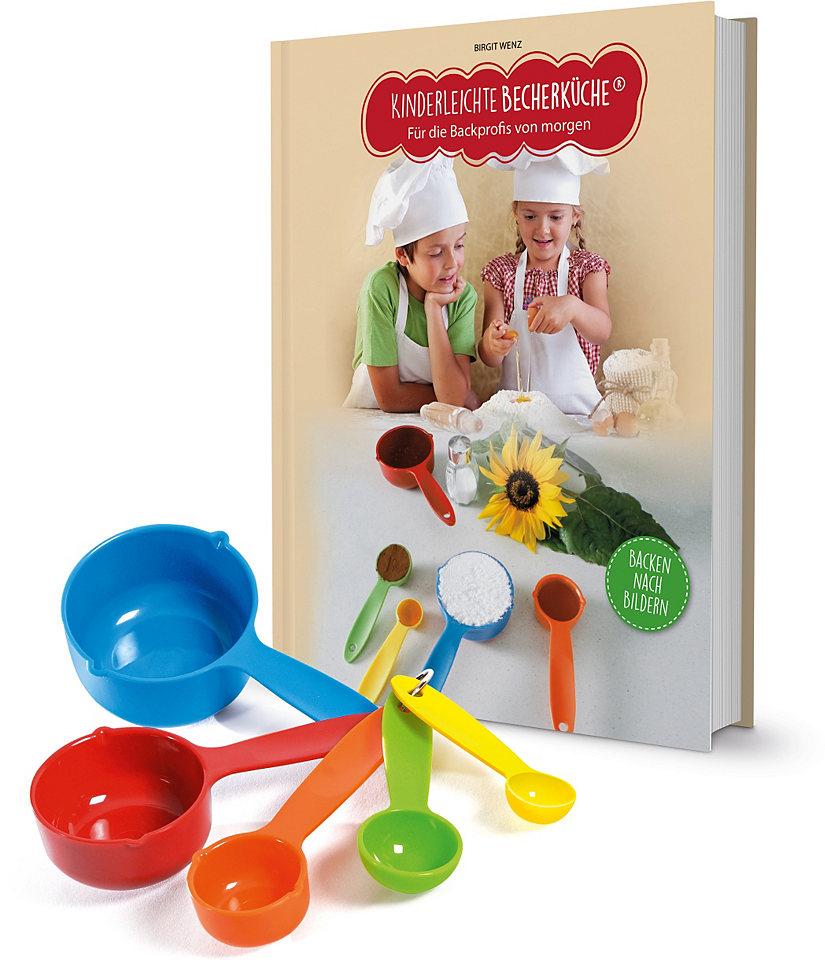 Odměrková kuchařka hračka 6-dílná