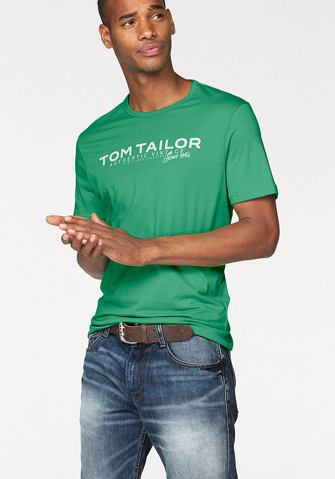 Tom Tailor Tom Tailor Tričko pink - standardní velikost XXXL (60-62)