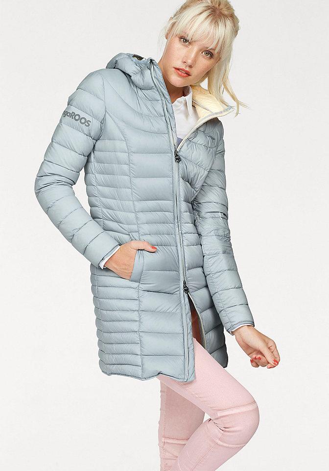 KangaROOS Péřový kabát