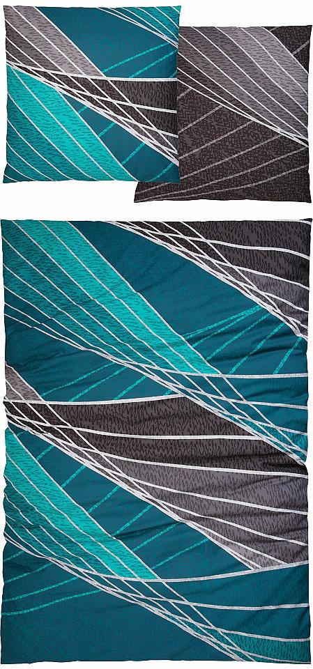 Ložní prádlo, Auro Hometextile »Pablo« moderní mříže