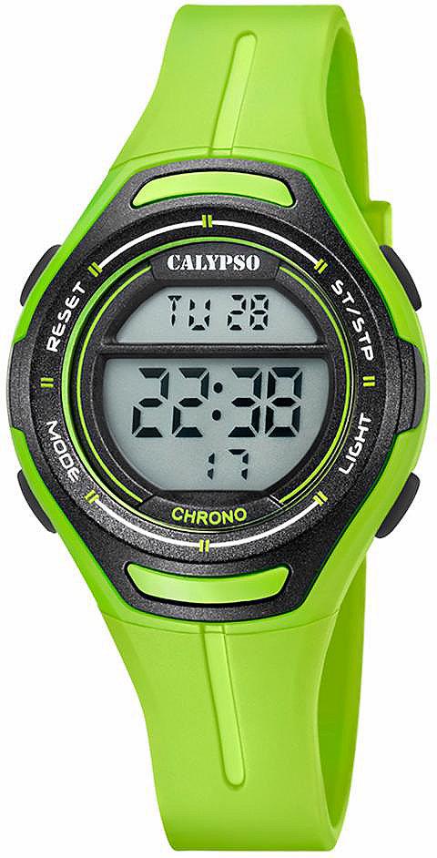 CALYPSO WATCHES Sportovní náramkové hodinky »K5727/6«