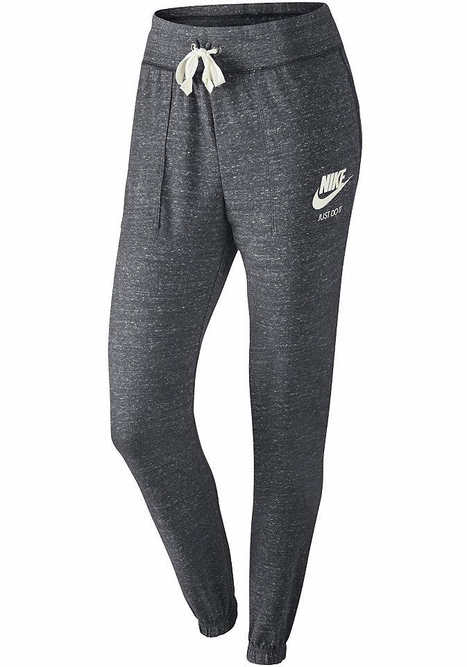 Nike NIKE GYM VINTAGE PANT Sportovní kalhoty