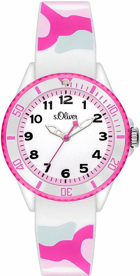 s.Oliver RED LABEL Dětské hodinky »SO-3285-PQ«
