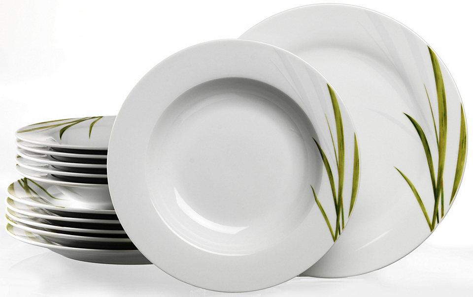 Ritzenhoff & Breker Jídelní servis, porcelán »Aveda« (12-dílná)